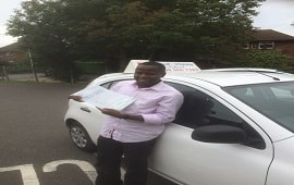 driving lessons wembley