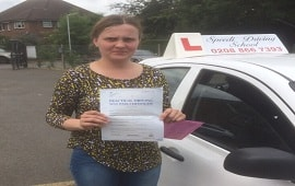 driving lessons edgware